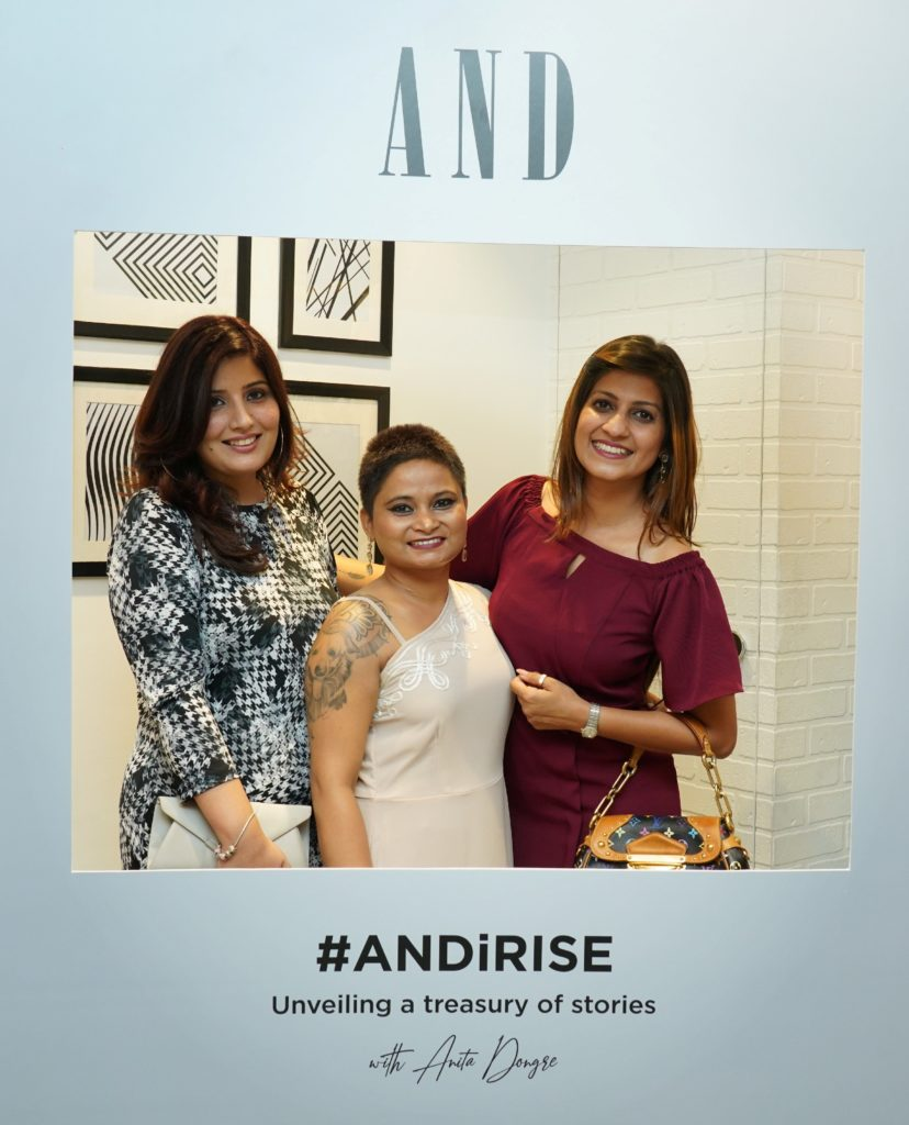 #ANDiRISE Anita Dongre