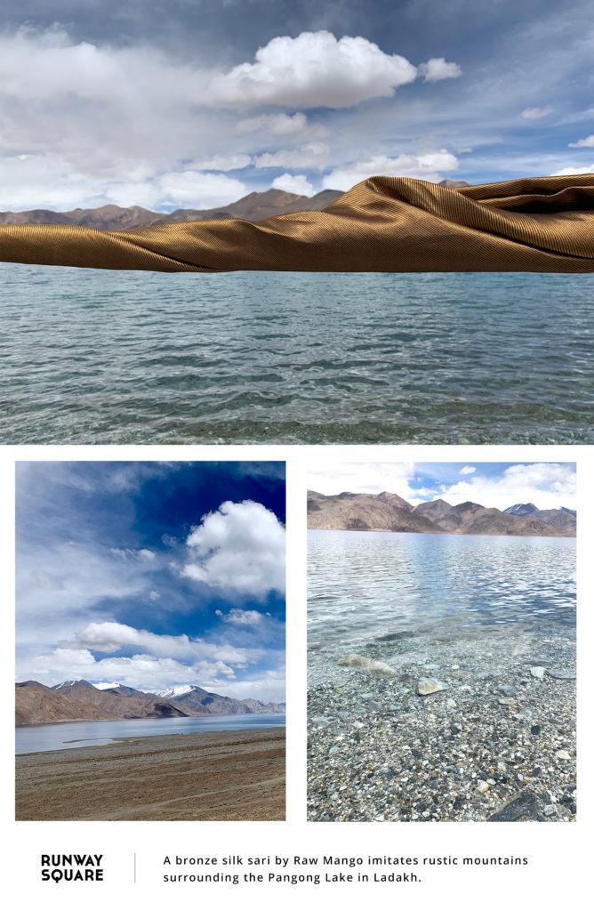 Ladakh - The Landscape Of Textiles In India - runway square