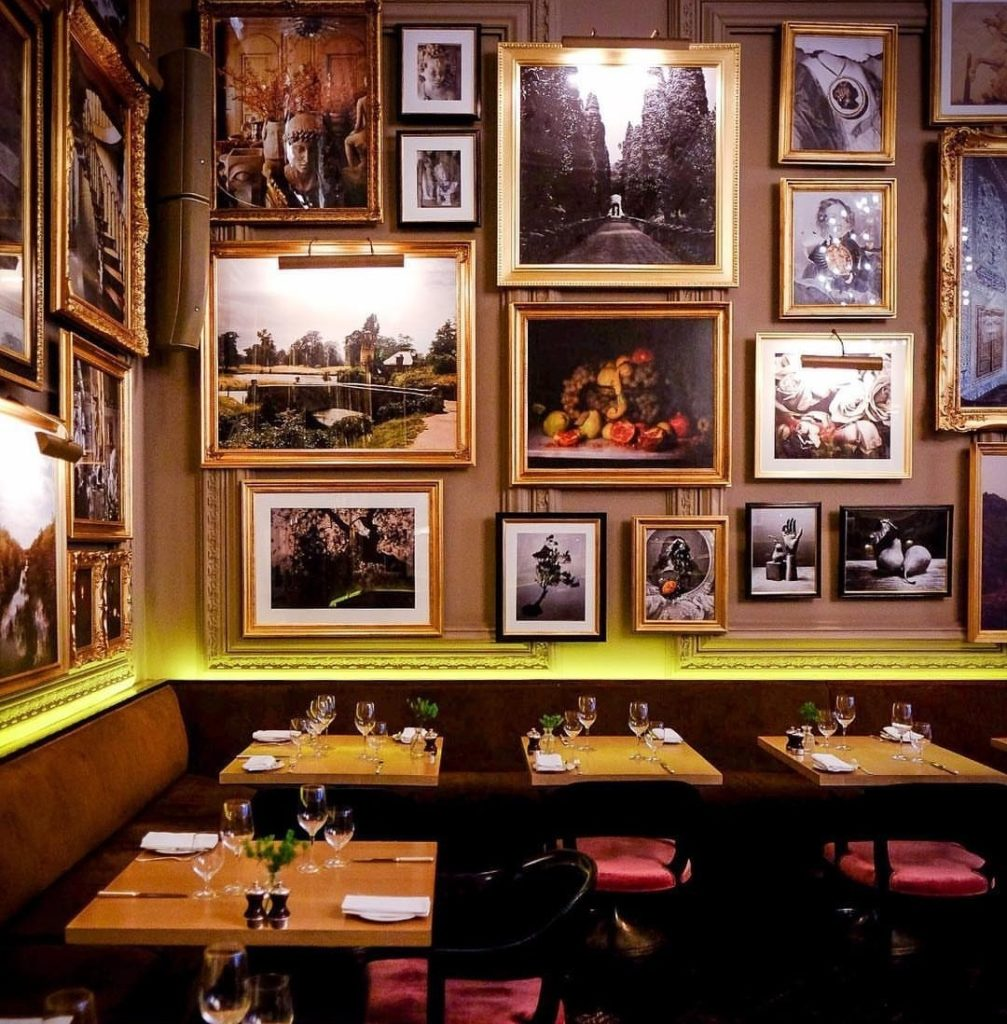 The London edition Bernes Tavern