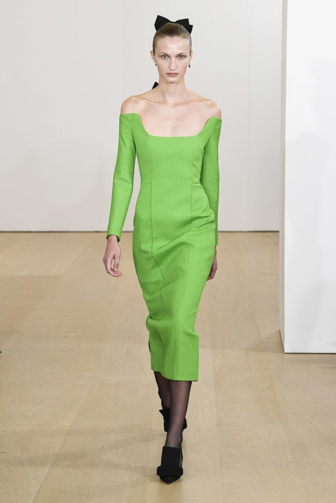 emilia wickstead shades of green