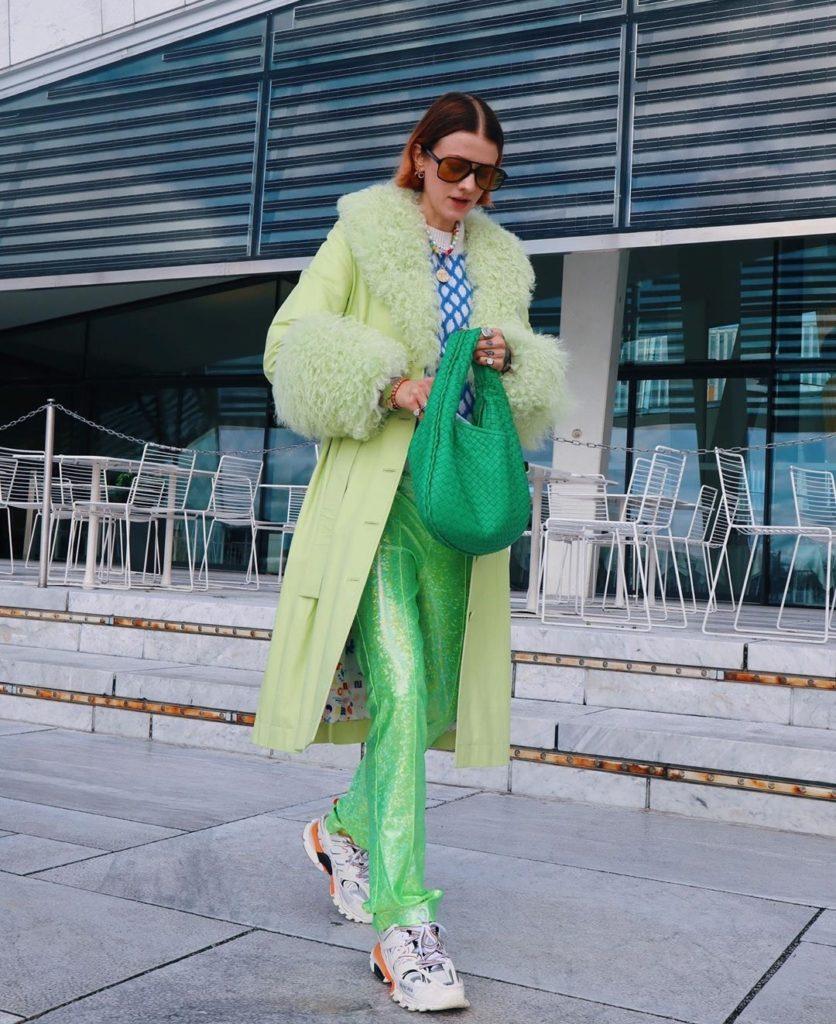 Marianne Theodorsen shades of green