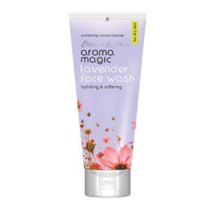 Aroma Magic Lavender Face Wash lavender oil