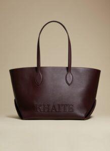 Khaite The Florence Tote bags 2020