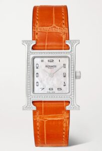 Hermès Heure H fine watches