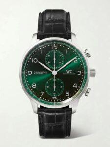 IWC Schaffhausen Portugiser Automatic Chronograph fine watches