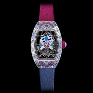 Richard Mille RM 71-02 Automatic Tourbillon Talisman Diana fine watches